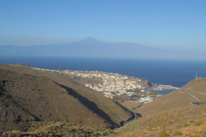 Island of La Gomera (Canary Islands)