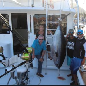 Pêche au gros à la Gomera (Iles Canaries)